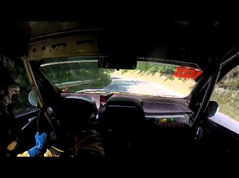Ударът на Миро Ангелов на планинско Пещера 2013