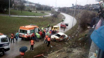 Катастрофа на Писта Велико Търново 2010