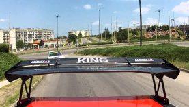 Илия Царски – Писта Русе 2012 Състезание