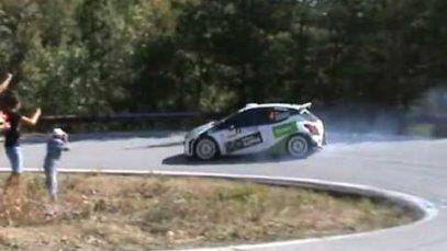 2012 IRC Rally Sliven – Krum Donchev/ Petar Yordanov – SS5 Bulgarka 1