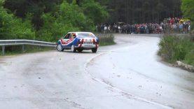 Рали спринт Варна 2014 Лада Самара