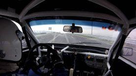 Писта Бургас 2016 1ви манш Макси – Васко Въжаров