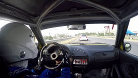 Писта Русе 2016 / Ruse race course 2016 Citroen Saxo P.Obretenov Second session training