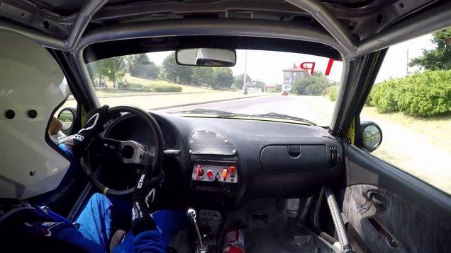 Писта Русе 2016 / Ruse race course 2016 Citroen Saxo P.Obretenov
