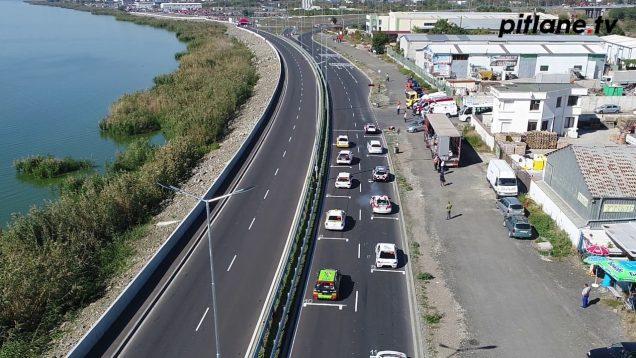 Катастрофа – Писта Бургас 2017, Серия Туринг