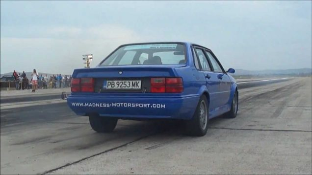 Audi 90 typ 85 2.5 20V 9.906 Madness Motorsport