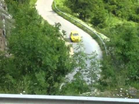Bobi Borisov – Subaru Impreza – Svoge Hill Climb 2011