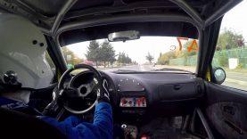 Circuit Burgas 2016 Round 2 – P.Obretenov Citroen Saxo / Писта Бургас 2016, серия Спорт, Манш 2