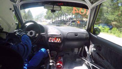 "Планинско ""Българка"" – Hill climb Balgarka 05.06.2016 P. Obretenov almost crashed"