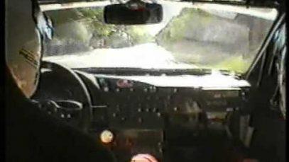 Jasen Popov | Dilian Popov – onboard Rally Albena 2000
