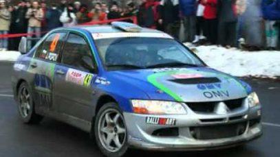 Jasen Popov | Dilian Popov | Rally Monte-Carlo 2006