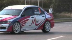Jasen Popov | Nikola Popov | M Tel Rally Team 2009