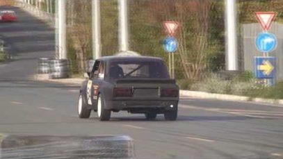 LADA Turbo Drift @ Haskovo Circuit 2009
