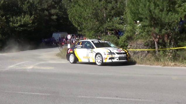 Rally Sliven 2017 Martin Koev & Dimo Bozukov