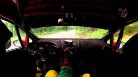 Rally Sprint Thermaikou 2014 – SS1 – Geradzhiev – Gadzhev – Ford Fiesta R2
