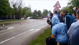 Rally Sprint Varna 2014, SS2 Aladzha Monastery