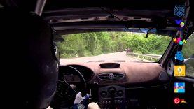 Rally sprint Varna 2014, Todor Slavov SS3