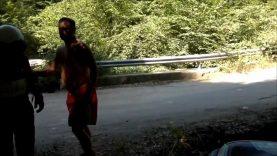 Rally Tvarditsa 2012 accident – Mario Popov/Stoyan Shterev