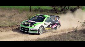 """ŠKODA WRC – RALLY """"VARNA"""" BULGARIA 2015/Jordan Atanasov & Dimitar Spasov"""
