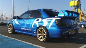 Subaru Impreza WRX – First Motorsport – Balio Todorov | 4K