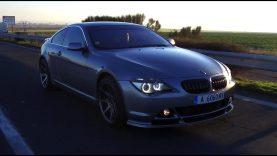 BMW 645 Ci E63 – Andrei Rusev – DRAG.BG | 4K