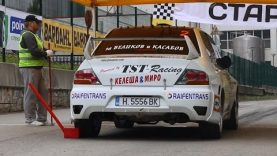 2017 Bulgarian Hillclimb 1st round – Hristo Manolov with EVO9 (НС1class)