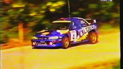 Rally Albena 2000 – Leg 1 TOP TV