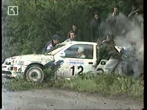 Рали Албена 1998 – БНТ