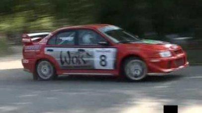 Рали Стари Столици 2007 – GTV