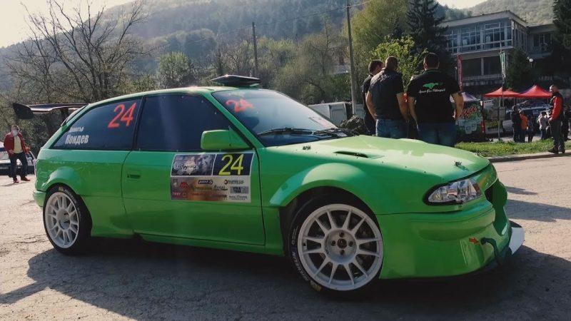 Opel Astra – Димитър Кондев – Планинско Шумен 2018