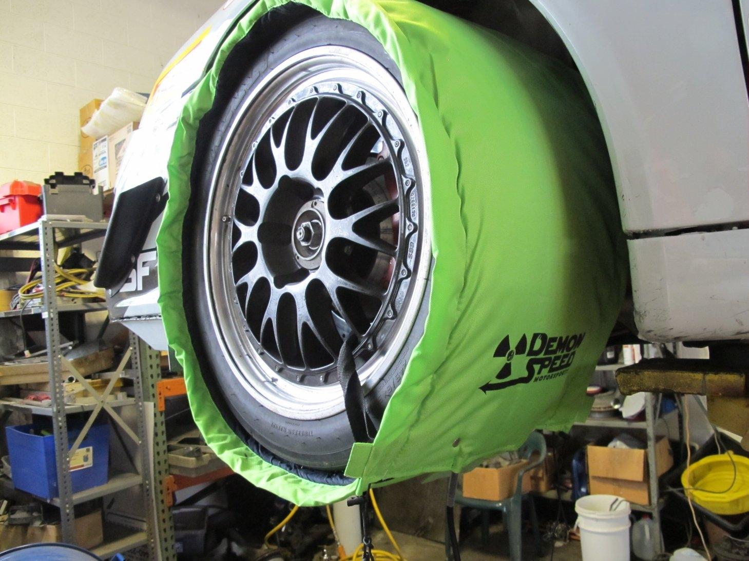 tire warmers 2