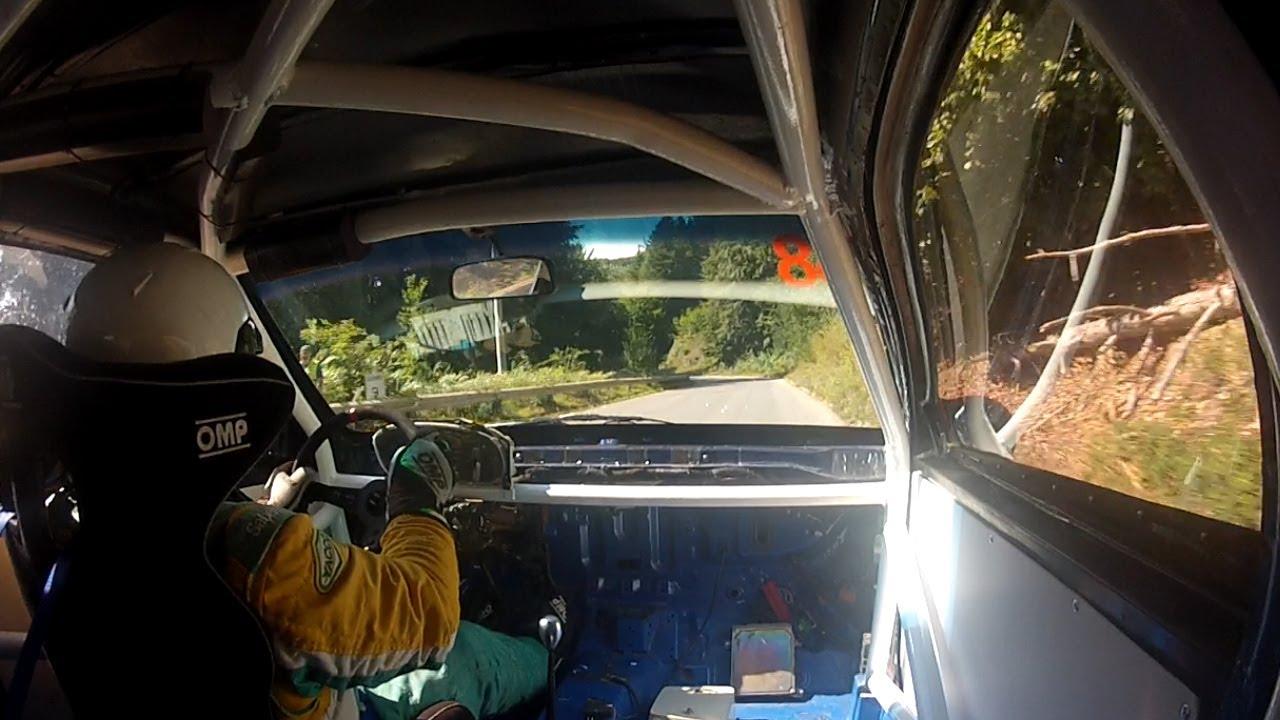 Александър Димитров (Пъчката) – Honda Civic – Планинско Осогово 2020 (Манш 2)