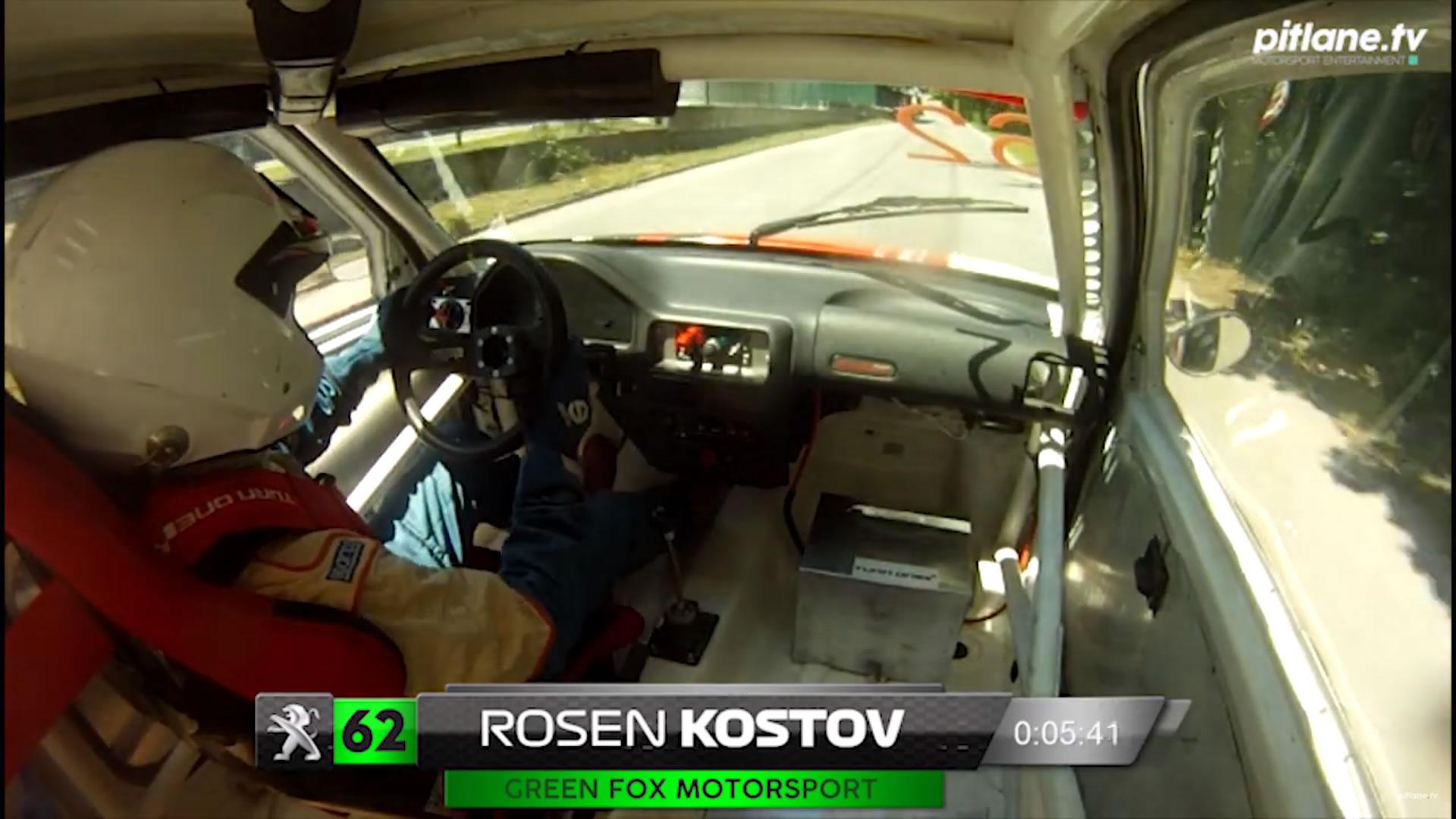 Росен Костов – Peugeot 106 MAXI – Планинско Шумен 2020 (Манш 2)
