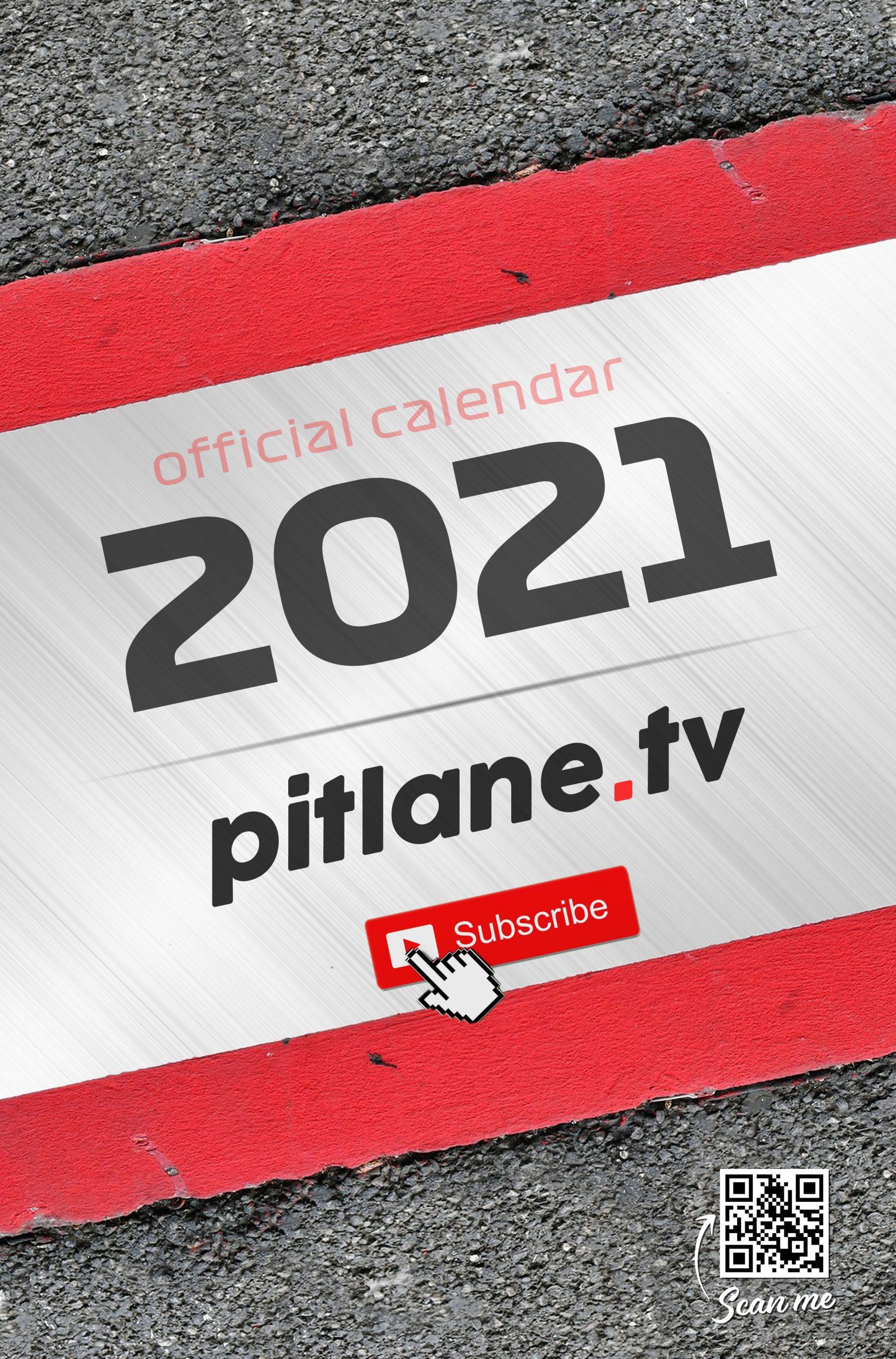 pitlanetv calendar 2021