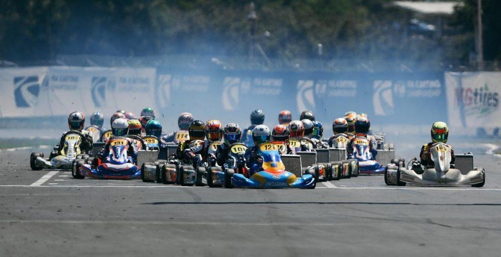 European karting championship
